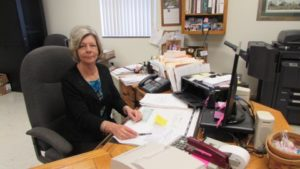 Judy Moser - Municipal Licensing and Tax Clerk